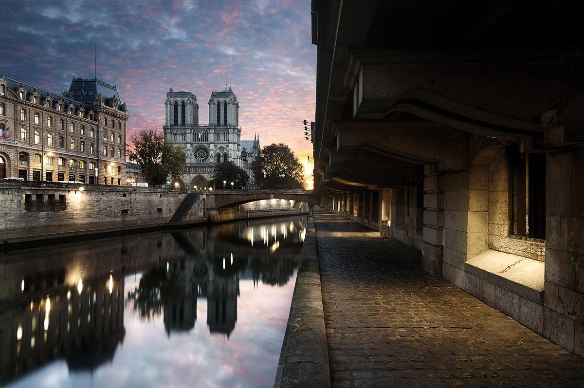 Seine Lichterzauber Paris