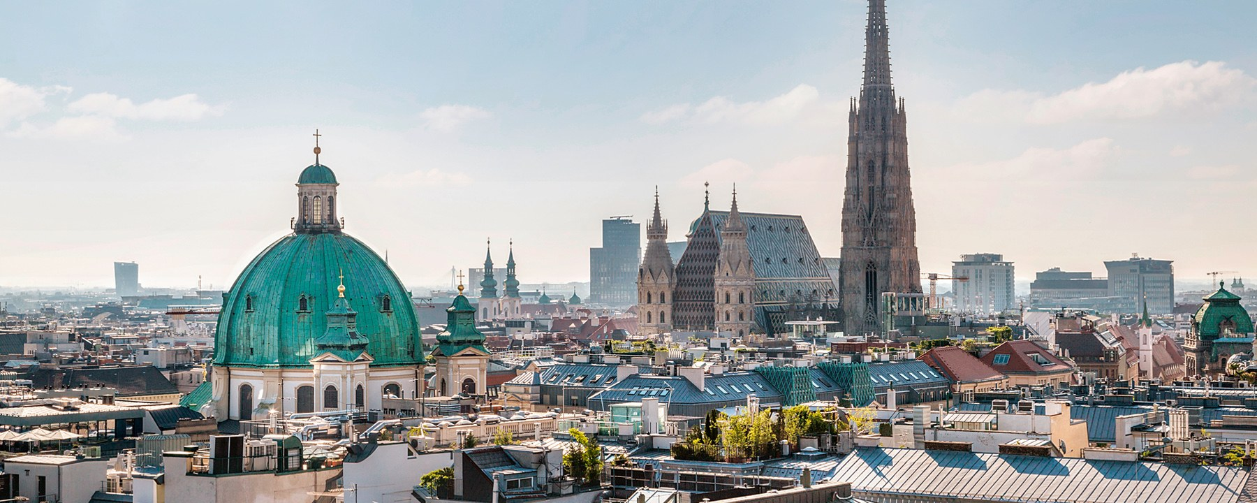 Donau Kurz-Kreuzfahrt Wien & Bratislava 2022