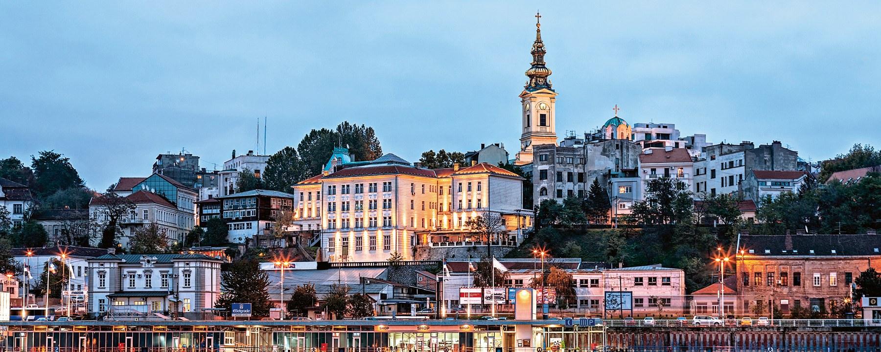 12 Nächte ab Giurgiu (Bukarest), Oltenita (Bukarest), Tulcea, Rousse, Vidin, Donji Milanovac, Belgrad, Mohács, Budapest, Wien und Linz nach Engelhartszell (Passau).