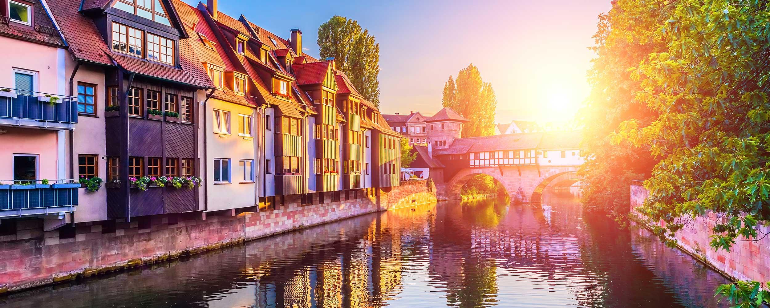 Main Romantik Nürnberg - Köln