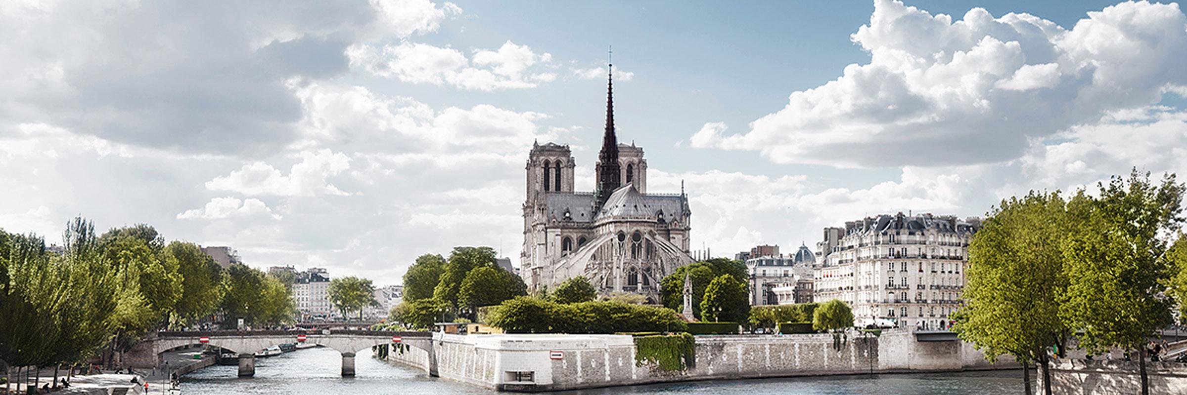 Seine Intensive mit Paris